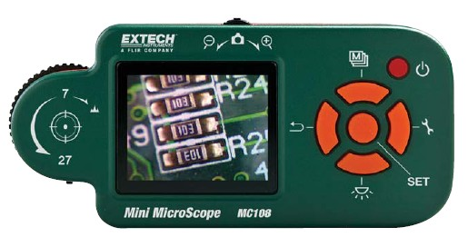Extech Mini Microscope MC108